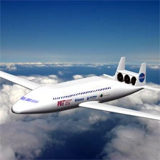 """NASA Puts the """"Green"""" in Its Other Mission: Developing Revolutionary, Energy-Efficient Airplanes"""
