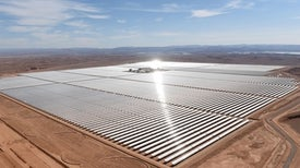 Futuristic Solar Plants Plagued by Glitches, Poor Training