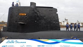 How an Underwater Sensor Network Is Tracking Argentina's Lost Submarine