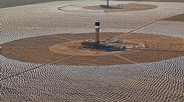 Is Anything Stopping a Truly Massive Build-Out of Desert Solar Power?