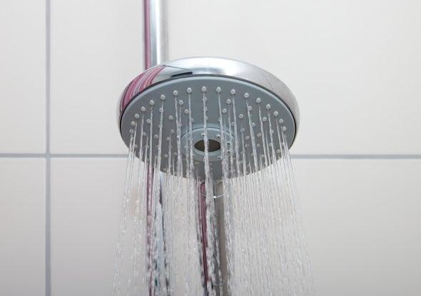 Smart Meters Speed Showers