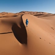 Sahara Desert's Age Doubles in Climate Simulation