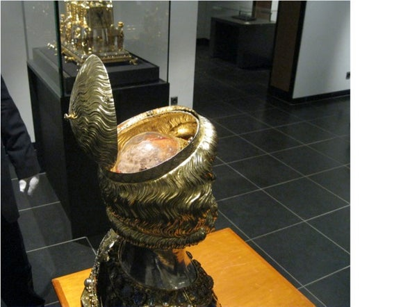 Charlemagne's Bones Displayed at German Cathedral Are Likely Authentic