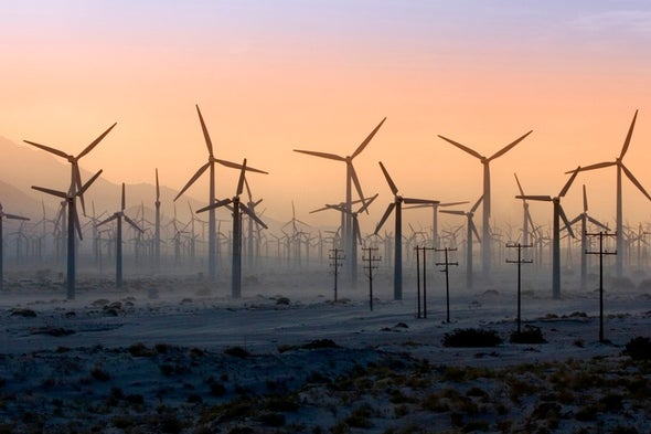 U.S. Wind and Solar Installations Are Smashing Records, but the Trend May Not Last