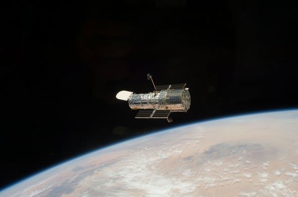Hubble Space Telescope Returns to Action after Gyroscope Glitch