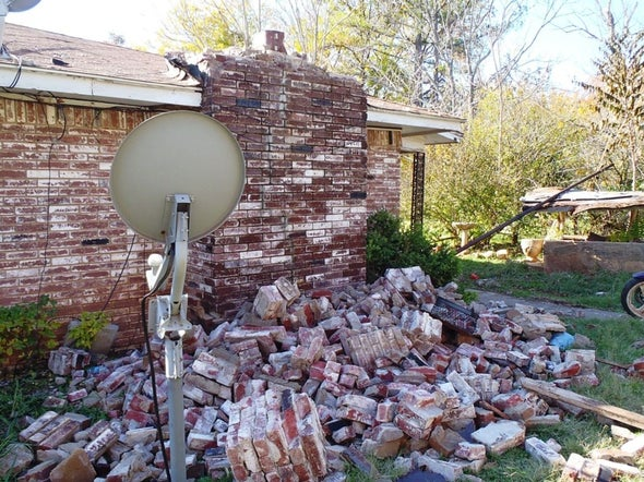 Oklahoma Earthquakes Raise Calls for Restrictions on Energy Firms