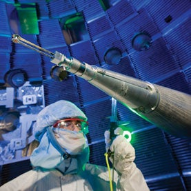 World's Most Powerful Laser Facility Shifts Focus to Warheads