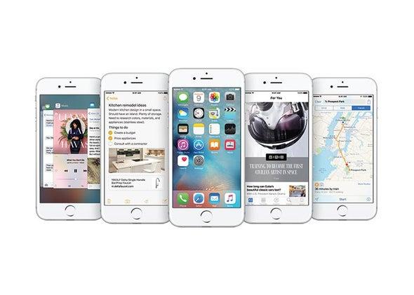 """Apple's """"Night Shift"""" Mode: How Smartphones Disrupt Sleep"""