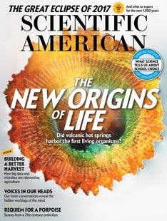 Scientific American Volume 317, Issue 2