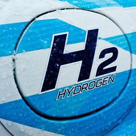 hydrogen gas cap