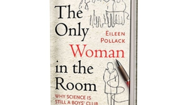 Book review the only woman in the room scientific american for Only books design apartment 8