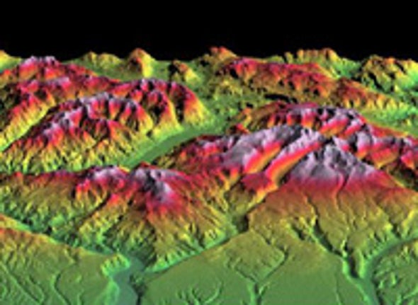 Climate Raised the Andes, Researchers Propose