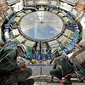 Has the Higgs Been Discovered? Physicists Gear Up for Watershed Announcement
