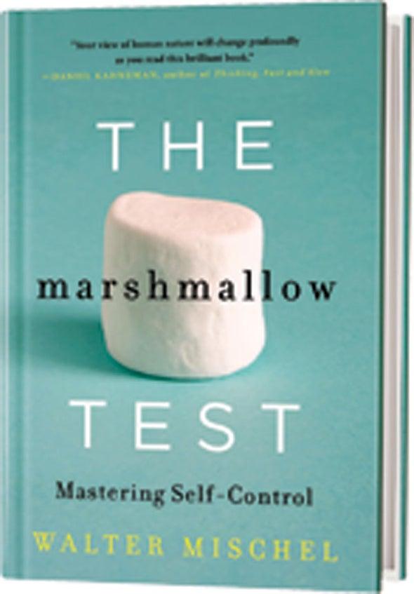 Book Review: <em>The Marshmallow Test</em>