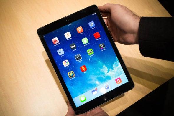 Apple's new iPad Air the precursor to an 'iPad Pro'?