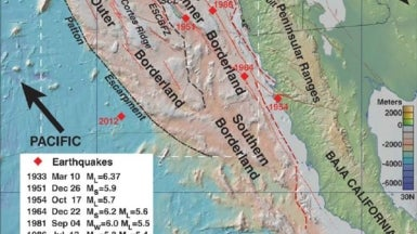 Beyond San Andreas: Hidden Sea Faults Threaten Giant California Quakes