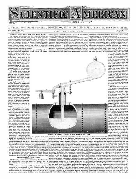 April 16, 1870