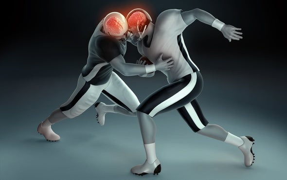 FDA Okays First Concussion Blood Test--but Some Experts Are Wary