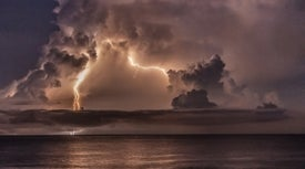 Can We Predict Lightning?