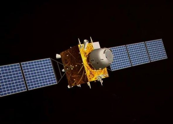 China Spacecraft Enters Orbit around the Moon