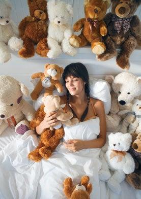 Adult bear teddy