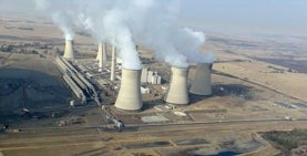African power plant