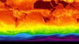 Global Average Temperatures Are Close to 11,000-Year Peak