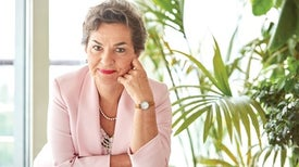 How Christiana Figueres Saved the Planet