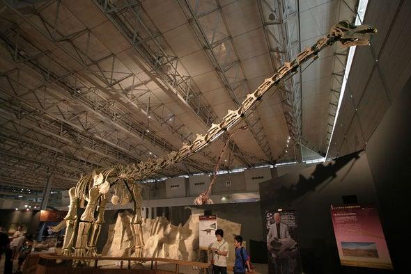 Down the Hatch(ling): Nest-Raiding Snake Gulped Newborn Titanosaurs