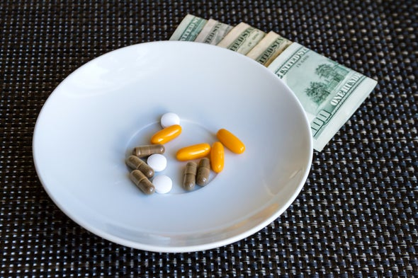 Drug Industry Spent Millions to Squelch Talk about High Drug Prices