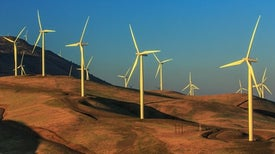 Wind and Solar Growth Outpace Gas