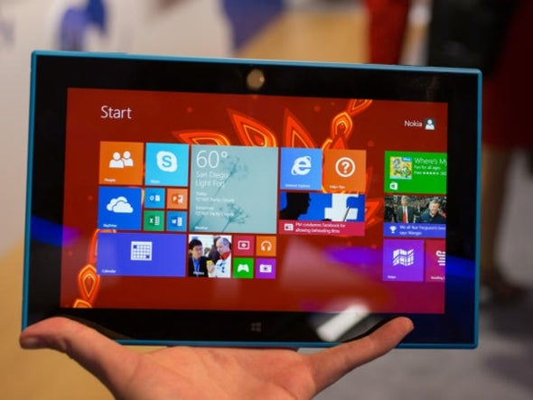 Qualcomm: Microsoft's Surface 2 Can't Compare to Nokia's Windows Tablet
