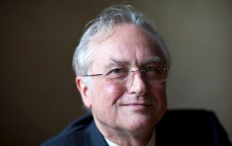 Richard Dawkins Heidelberg