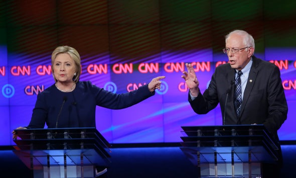 Clinton Would Limit Fracking; Sanders Just Says No