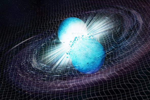 gravitational waves reveal the hearts of neutron stars scientific