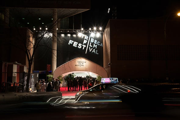 Science at the 2016 Tribeca Film Festival and Beyond--Virtual Reality and Science Fiction