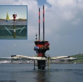 4. World's Largest Tidal Power Turbine