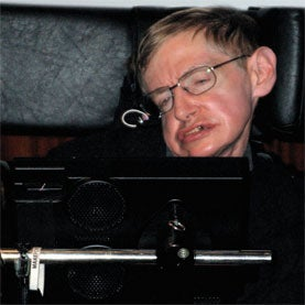 Hawking, Intel, computer, speech, neuron