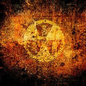 nuclear danger symbol