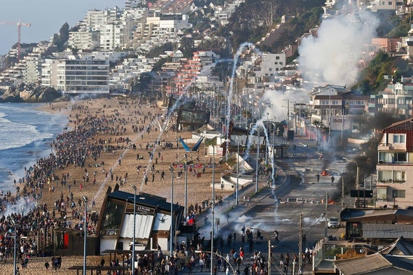 What the Protests and Violence in Chile Mean for Science