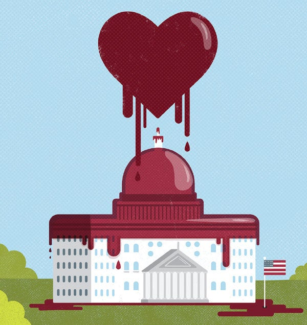 Heartbleed Shows Government Must Lead on Internet Security
