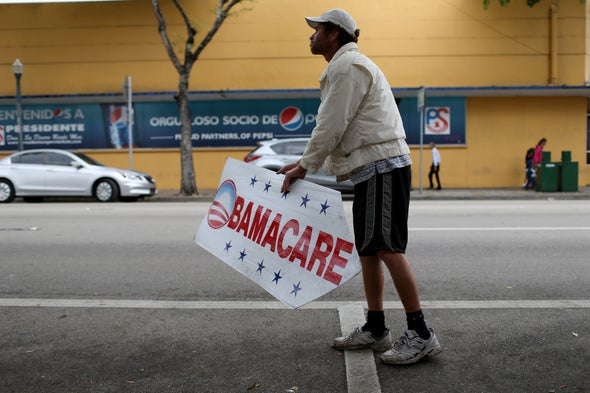 How Quickly Could Obamacare Be Erased?