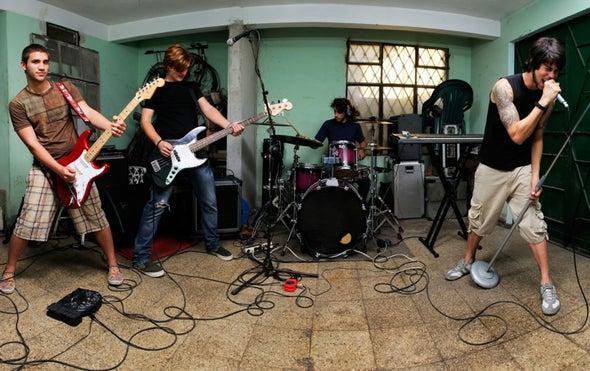 Poor Musical Taste? Blame Your Upbringing