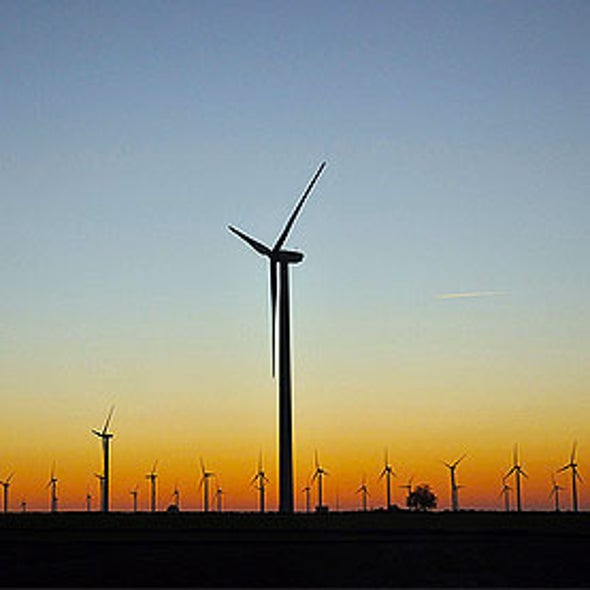 Wind Power Proves Effective CO2 Saver