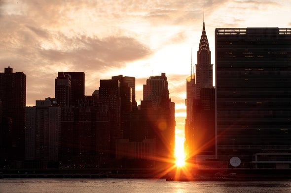 Manhattanhenge: What It Is, and How to See It