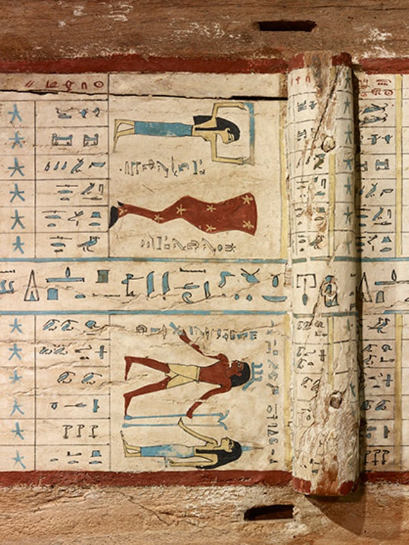 Surprising New Finds from Ancient Egyptian Star Charts [Slide Show]