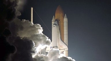 Space Shuttle Blast-Offs Spewed Metals, Chemicals into Wildlife Refuge