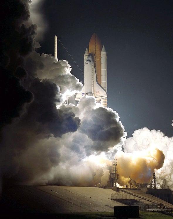 Space Shuttle Blast-Offs Spewed Metals, Chemicals into Wildlife Refuge