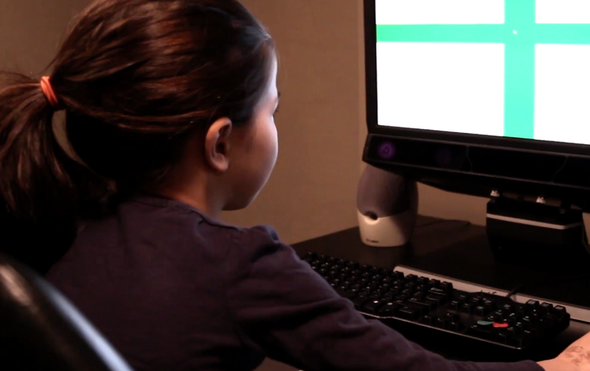 Opening a Window into the Minds of Language-Impaired Children