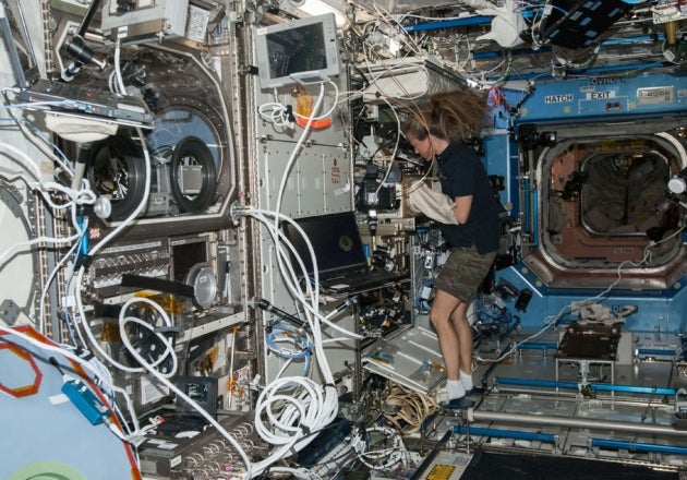 Space Station Science Ramps Up Despite U.S.–Russia Tensions